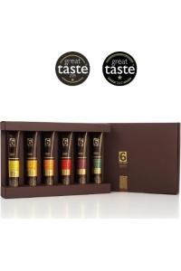 PACK6 PACK 6 'São Tomé' dark chocolate spreads