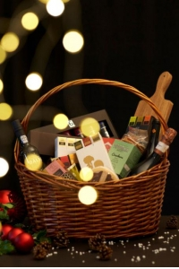 Christmas Basket n.2 - Portuguese Flavours - Luxury