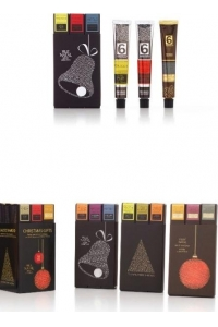 Pack3x3 - Special Edition Christmas - 3 Gifts Set  - Jams, Chocolate Spread, Paste and Chutneys