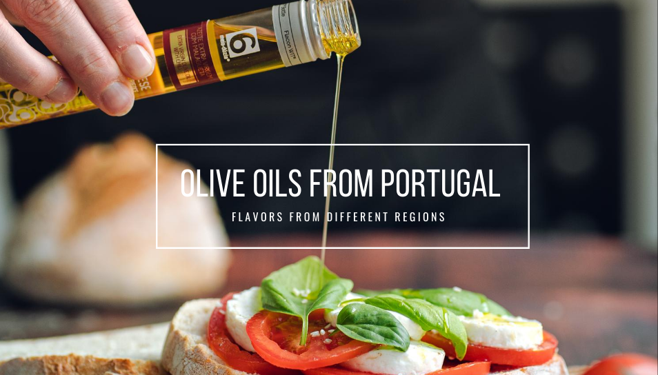 Olive oils from Portugal