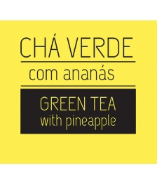 Green Tea with Pineapple