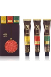 Pack3 - Christmas Special Edition DARK CHOCOLATE - GREAT TASTE AWARD
