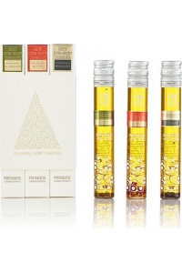 PACK 3 Olive oil - Christmas Tree Special Edition
